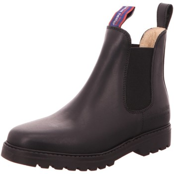 Schuhe Herren Boots Blue Heeler Jackaroo,black 100 schwarz