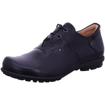 Schuhe Herren Derby-Schuhe Think Schnuerschuhe SCHWARZ 88652-00 schwarz