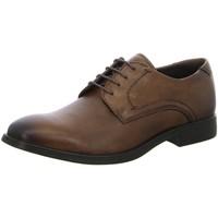 Schuhe Herren Richelieu Ecco Business 621634-01112-melbourne braun
