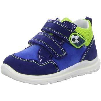 Schuhe Jungen Babyschuhe Superfit Klettschuhe 2-00325-94 blau