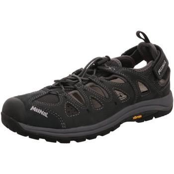 Schuhe Herren Sportliche Sandalen Meindl Sportschuhe Hawaii 3389-01 grau