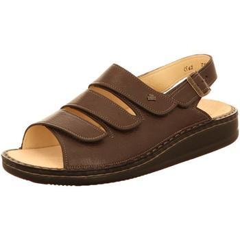 Schuhe Herren Sandalen / Sandaletten Finn Comfort Offene Sylt 02509491024 braun