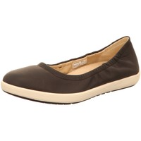 Schuhe Damen Ballerinas Legero Slipper 2-00830-72 72 blau