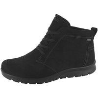Schuhe Damen Sneaker High Ecco Stiefeletten 7559-62040-AA1 215583/02001 schwarz