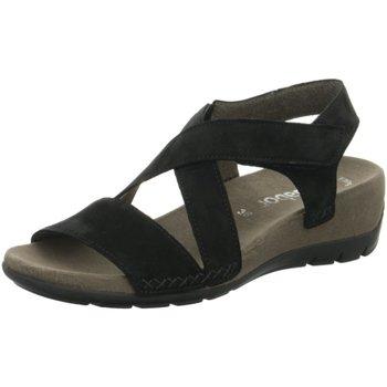 Schuhe Damen Sandalen / Sandaletten Camel Active Sandaletten 83.732.17 schwarz