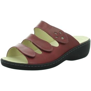 Schuhe Damen Pantoffel Diverse Pantoletten 1011997/5 rot