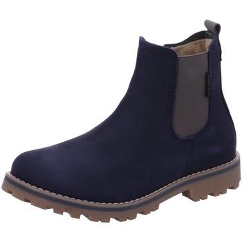 Schuhe Mädchen Boots Vado Stiefel Paris boot 85202-101 blau