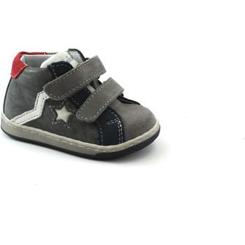 Schuhe Kinder Babyschuhe Balocchi BAL-I18-983229-GR-a Grigio