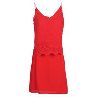 Kleidung Damen Kurze Kleider Betty London KULIA Rot