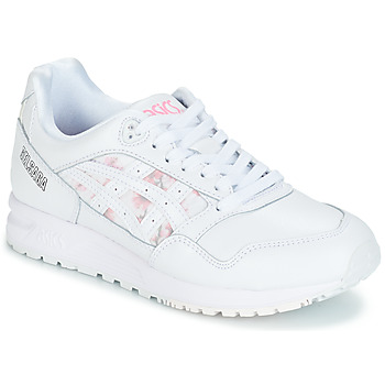 Schuhe Damen Sneaker Low Asics GEL-SAGA SAKURA LEATHER Weiss