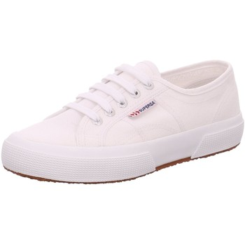 Schuhe Damen Sneaker Low Superga 2750 Cotu Classic  Schuhe S000010-901 weiß