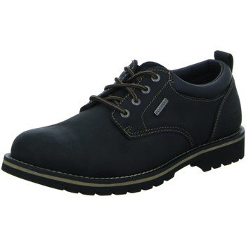 Schuhe Herren Derby-Schuhe Dockers by Gerli Schnuerschuhe DOCKERS 39WI010 401 100 schwarz