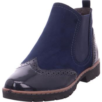 Schuhe Damen Stiefel Jana Woms Boots NAVY