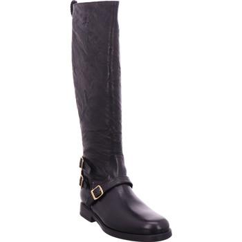 Schuhe Damen Klassische Stiefel La Martina - L6183253 schwarz