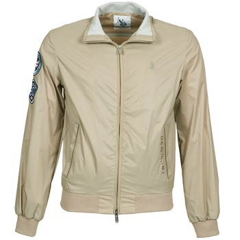 Kleidung Herren Jacken U.S Polo Assn. PLAYER Beige