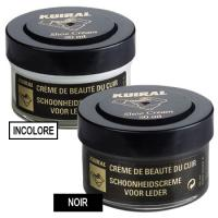 Accessoires Schuhcreme Kuiral LOT 2 POMMADIERS 50 ML Noir / Incolore