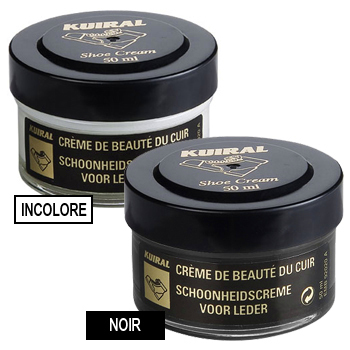 Schuhcreme Kuiral LOT 2 POMMADIERS 50 ML