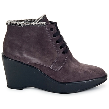 Parallèle LAHO Pflaume - Kostenloser Versand |  - Schuhe Ankle Boots Damen 26800