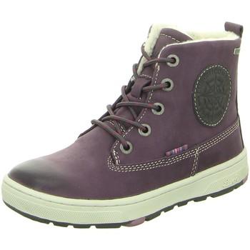 Schuhe Mädchen Schneestiefel Lurchi By Salamander Schnuerstiefel NV 33-14779 rot