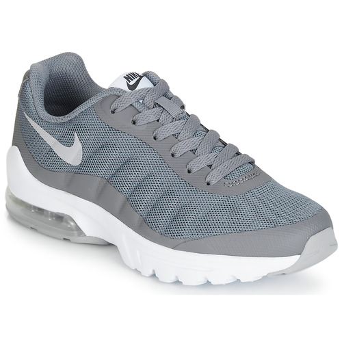 Schuhe Jungen Sneaker Low Nike AIR MAX INVIGOR GS Grau