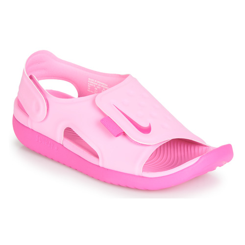 Schuhe Mädchen Sandalen / Sandaletten Nike SUNRAY ADJUST 5 Rose