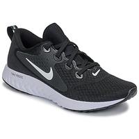 Schuhe Damen Laufschuhe Nike REBEL REACT Schwarz / Weiss