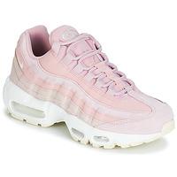Schuhe Damen Sneaker Low Nike AIR MAX 95 PREMIUM W Rose