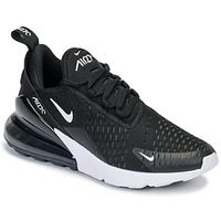 Schuhe Damen Sneaker Low Nike AIR MAX 270 W Schwarz / Weiss