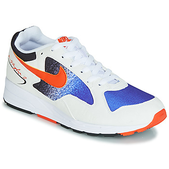 Schuhe Herren Sneaker Low Nike AIR SKYLON II Weiss / Blau / Orange