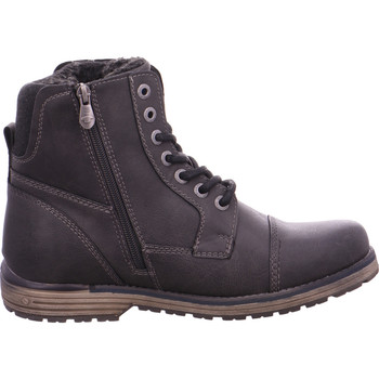 Schuhe Herren Stiefel Pep Step - 5880801 grau